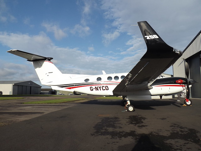 G-NYCO Beechcraft 250GTI (Private Owner)