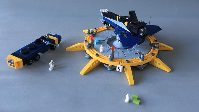 Anti-gravity repair bay 5