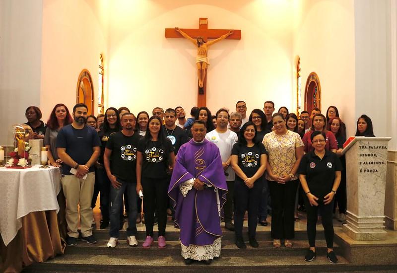 Missa Diocesana da Confraternização da Pastoral da Comunicação
