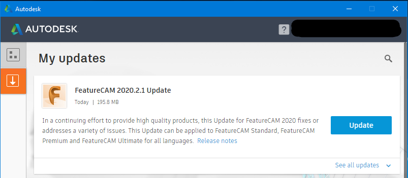 Autodesk FeatureCAM Ultimate 2020.2.1 full license
