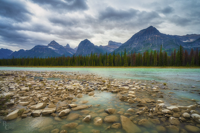 Athabasca Skies