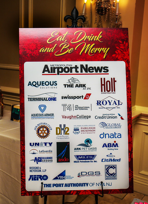 2019 Metropolitan Airport News Holiday Party