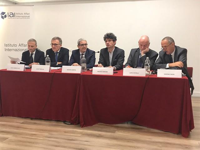 Energie nel Mediterraneo: il contributo del settore privato allo sviluppo regionale