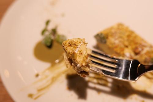 pistachio Semifreddo