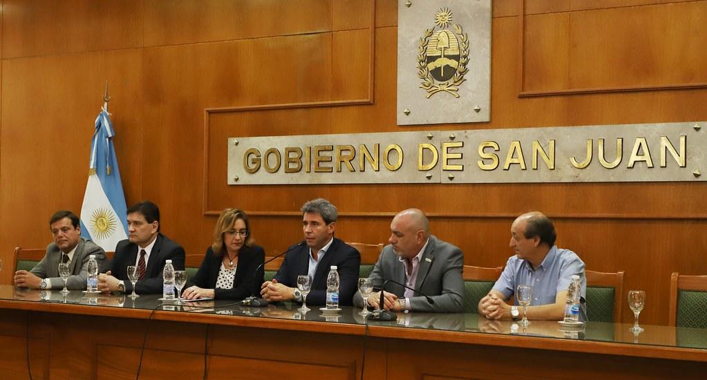 2019-12-09 PRENSA: Firmaron el contrato  del  Proyecto Ejecutivo de la Ciudad Judicial