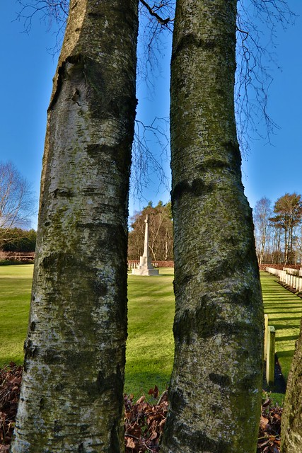 German cemetery Cannock Chase
