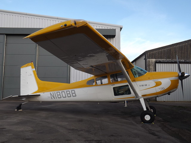 N180BB Cessna 180 (Private Owner)