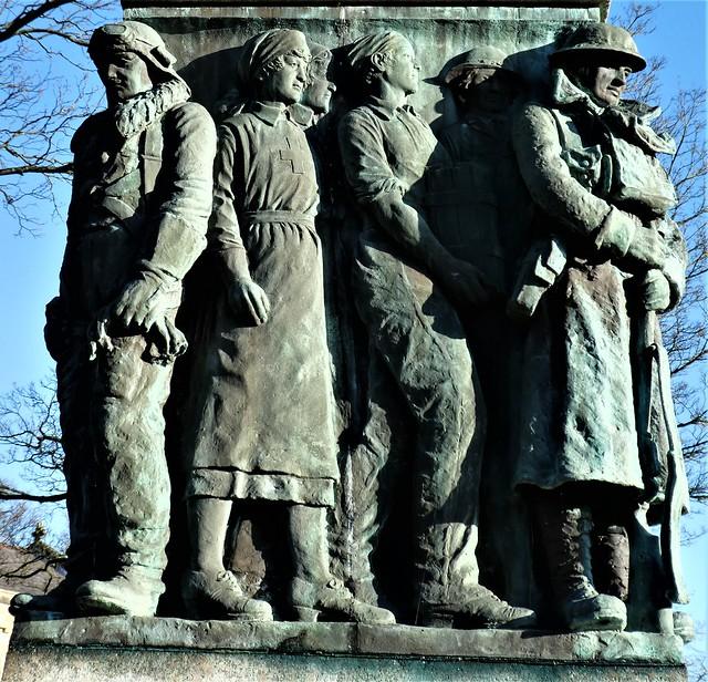 Rawtenstall Cenotaph, Lancashire