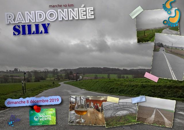 2019 - Silly - 50ème randonnée « Points Verts »