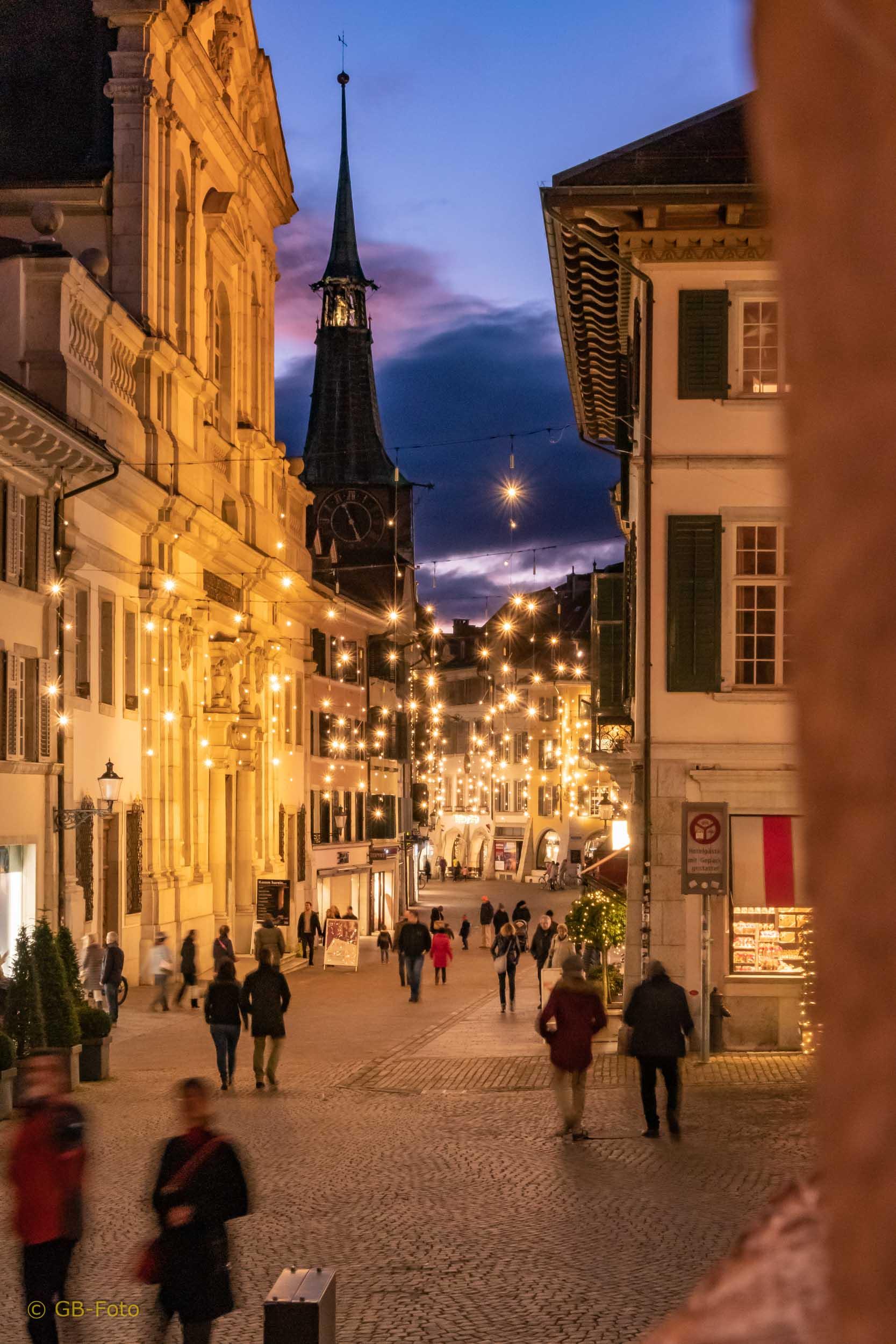 Seniorenbummel Solothurn 07.12.2019