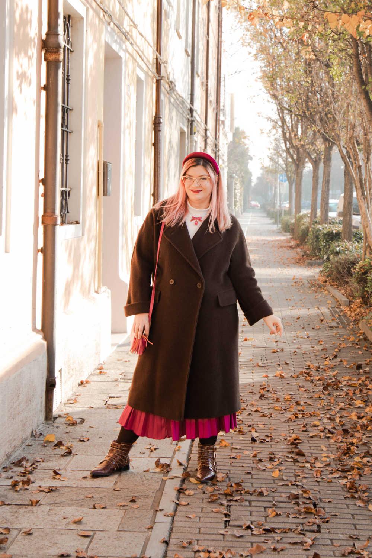 Outfit curvyplus size, come indossare la gnna in inverno (9)