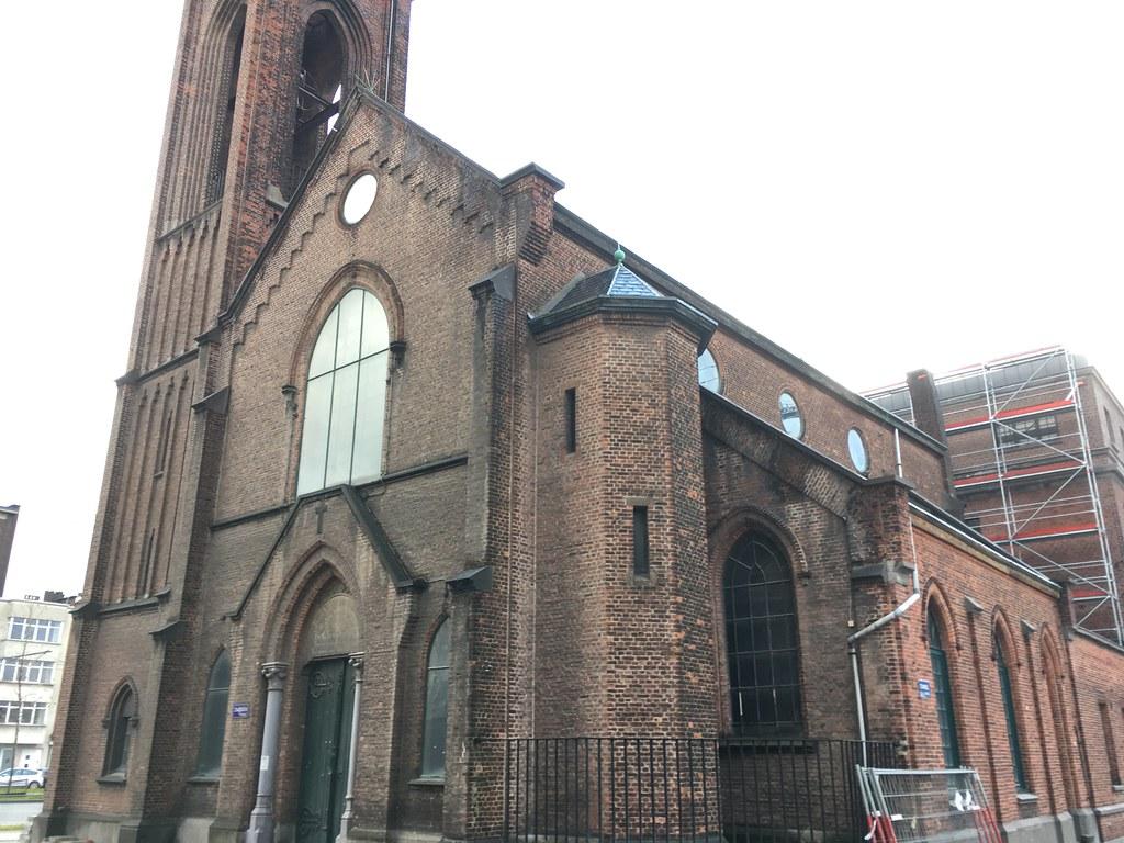 Noorse Zeemanskerk van Antwerpen