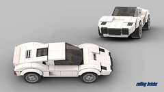 Ford GT40 Mk1 - INSTRUCTIONS -