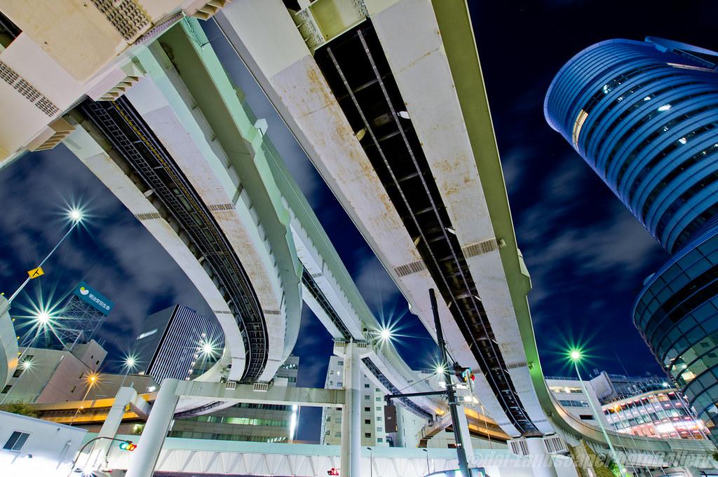 東池袋出入口夜景 | Dai Dai | Flickr