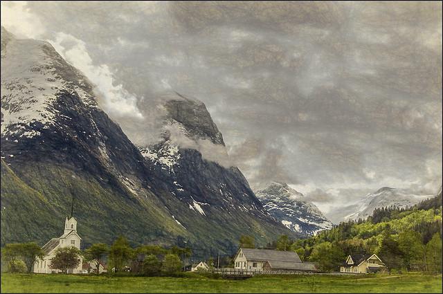 Oppstryn Church (Norway)