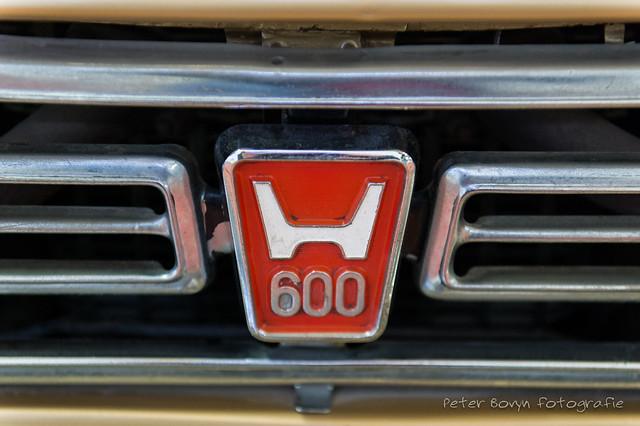 Honda N600 AT - 1971