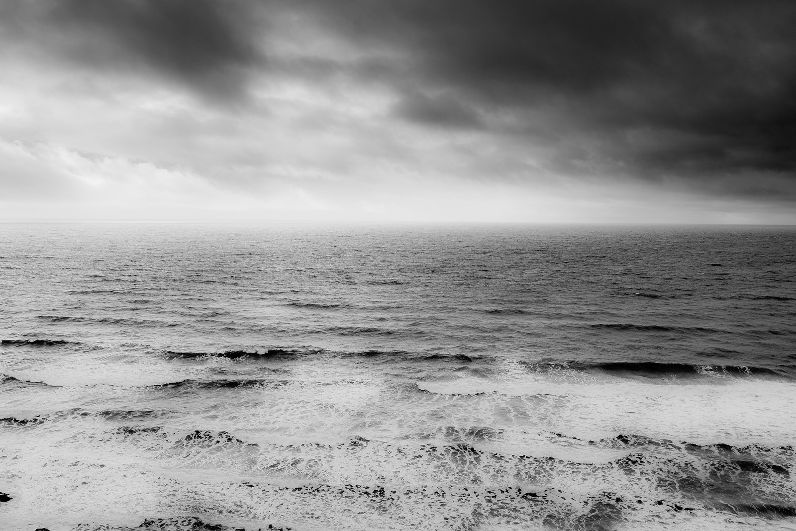 Sea Sky Scape