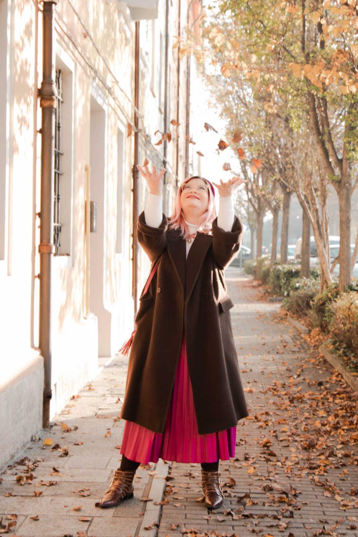 Outfit curvyplus size, come indossare la gnna in inverno (7)