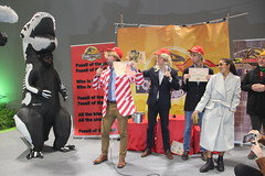 USA scoops 3 Fossils at #FossiloftheDay #COP25 Dec 9 - IMG_7136