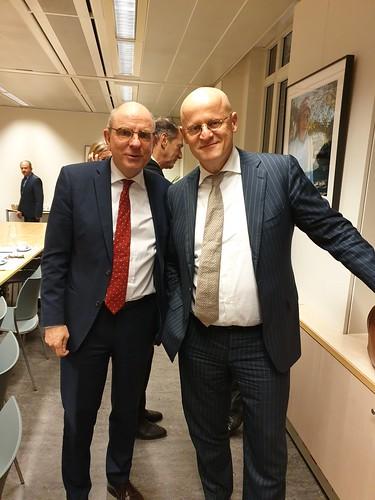2019.12.02|meeting met Ferdinand Grapperhaus