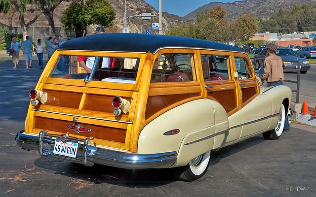 1948 Buick Super Estate Wagon Model 59 - Sequoia Cream