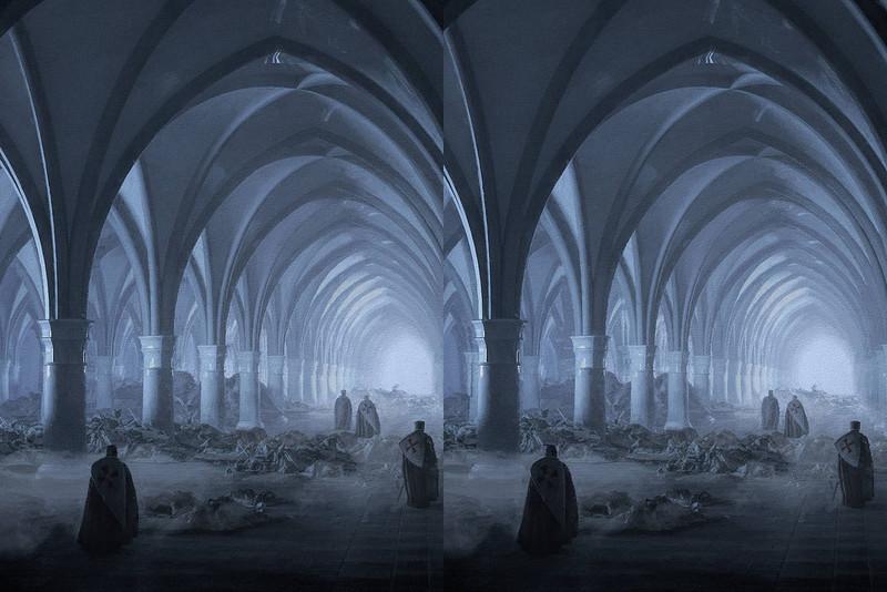 Templars 3D