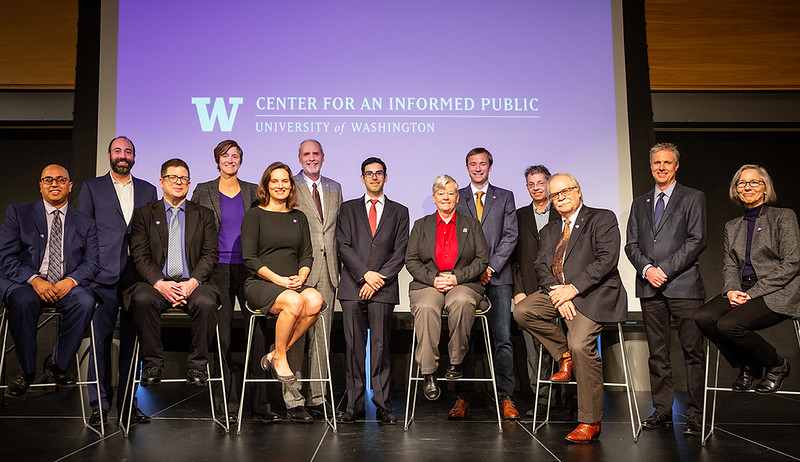 Center for an Informed Public Kickoff Event