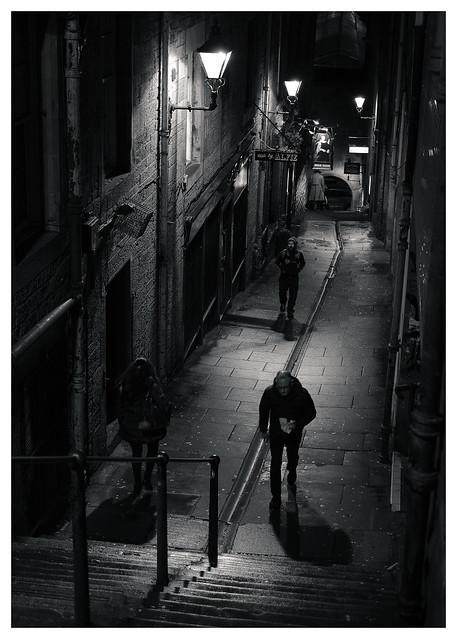 Backstreets, Royal Mile, Edinburgh(4)