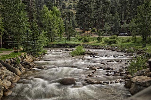 River with an Attitude!