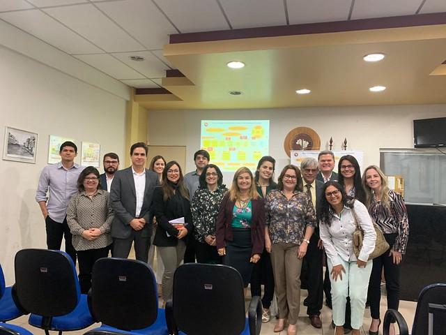 Caruaru - MPPE realiza oficina de desdobramento da Gestão Estratégica