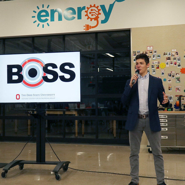 2019 BOSS Competition