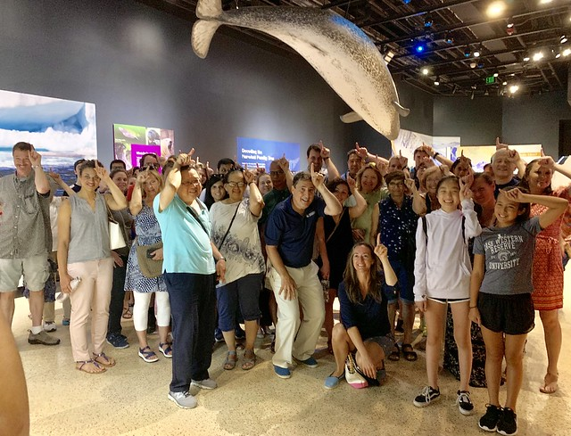 Tour of Smithsonian National Museum of Natural History - July 21, 2019