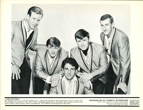 The Fathoms, circa 1960s