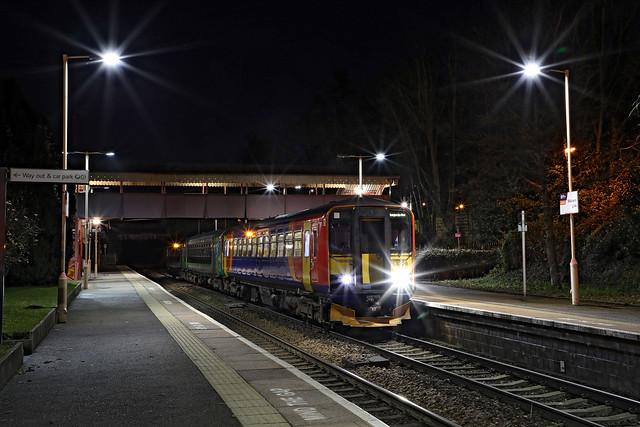 153326 Class 153 Super Sprinter