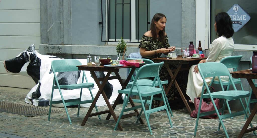 Restaurants Luik: Ma Ferme en Ville | Mooistestedentrips.nl