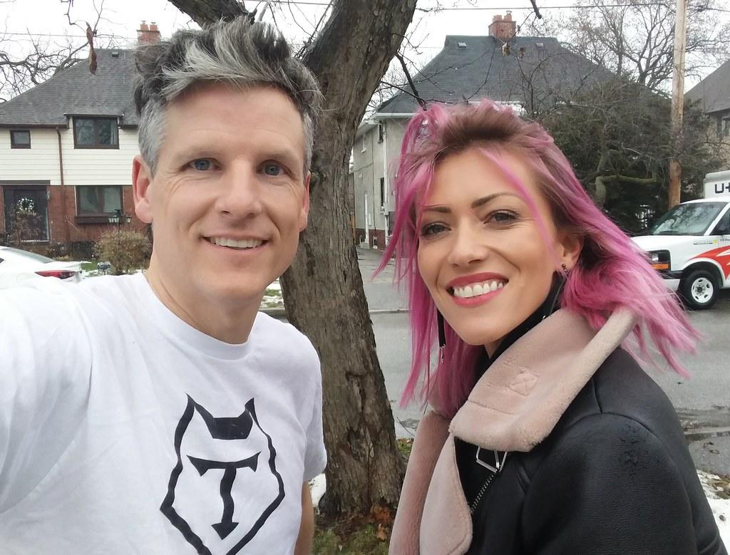 Anna Cyzon and Me