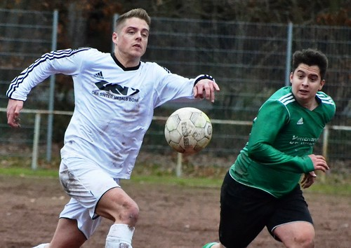 SG Franken/ Königsfeld/ Koisdorf 0:1 SV GW Oedingen