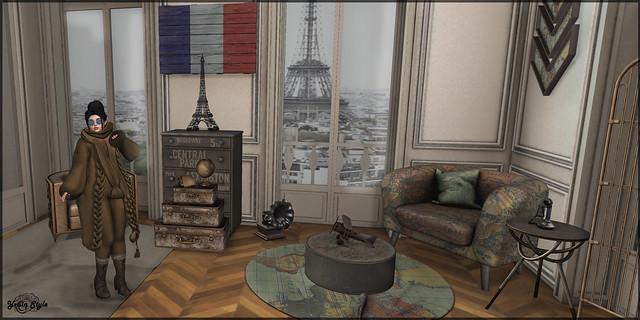 #154 - Mon Paris