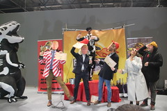 USA scoops 3 Fossils at #FossiloftheDay #COP25 Dec 9 - IMG_7139
