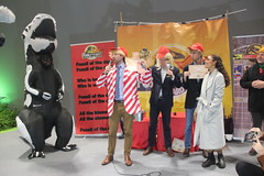USA scoops 3 Fossils at #FossiloftheDay #COP25 Dec 9 - IMG_7137