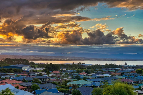 sunsetfromclairmontheights myview nelson nelsonprovince newzealand