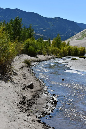 Great Sand Dunes Hiking. From History Comes Alive at the Great Sand Dunes National Park