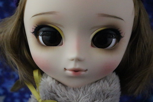Pullip Momori Partially Closed Eyelids