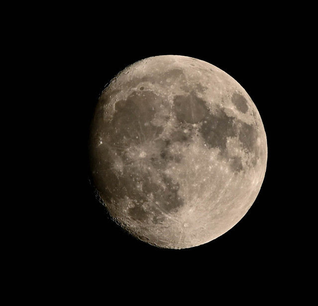 Tonight's moon with my new Z 50