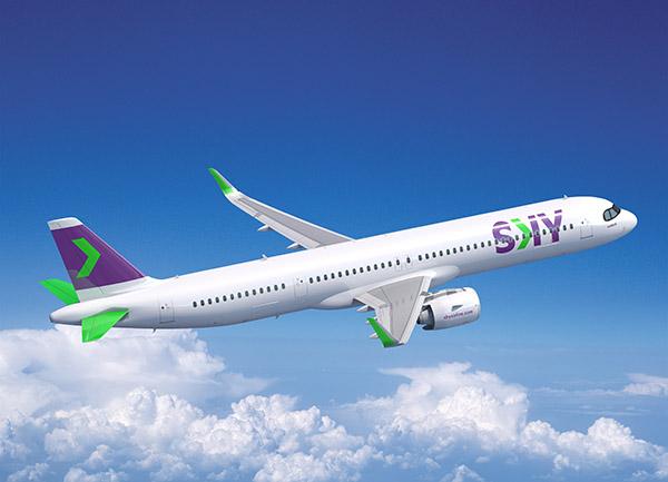 SKY A321XLR (Airbus)