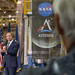 Artemis Day, Unveiling of Moon Mission Rocket Stage (NHQ201912090017)