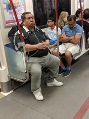 Subway travel