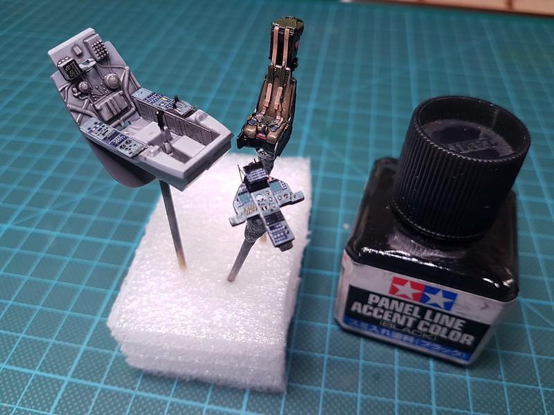 Kinetic 1/48 Sea Harrier FA.2 - Sida 2 49195099918_43483ac258_c