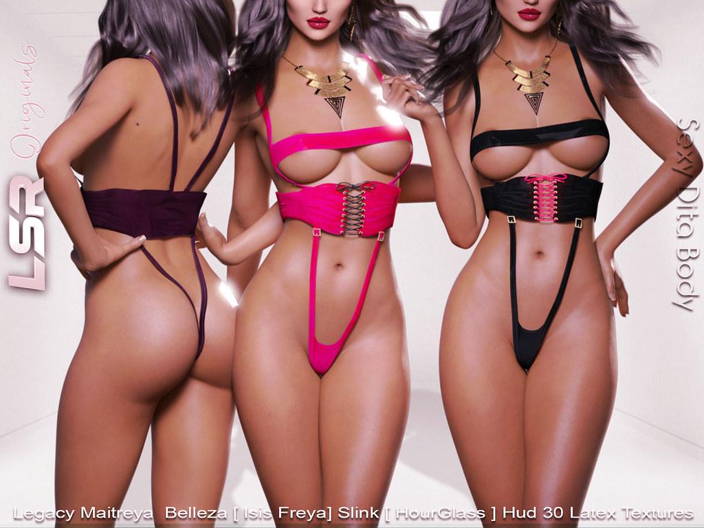 Sexy Dita Body