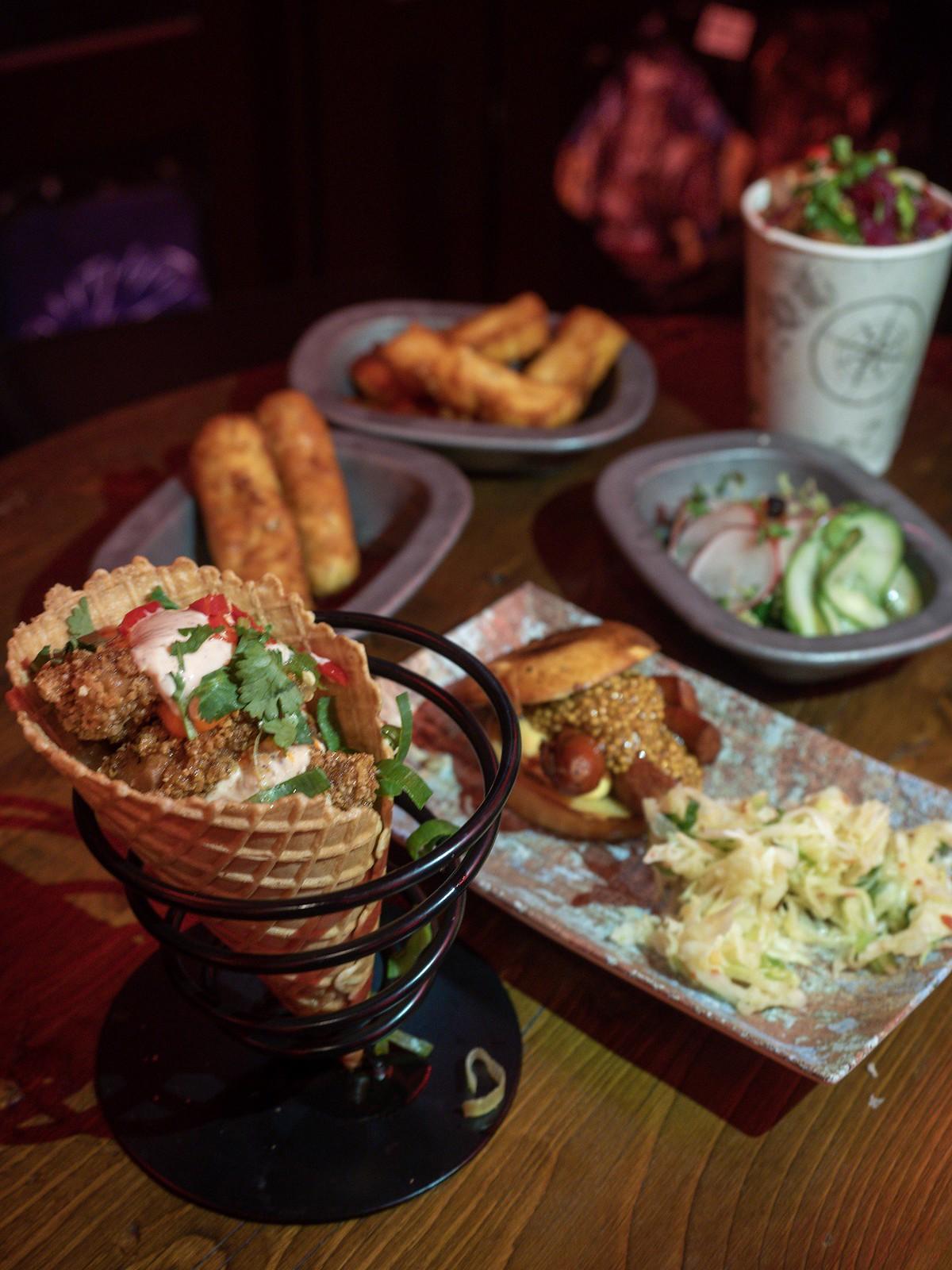 Kuja Street Food